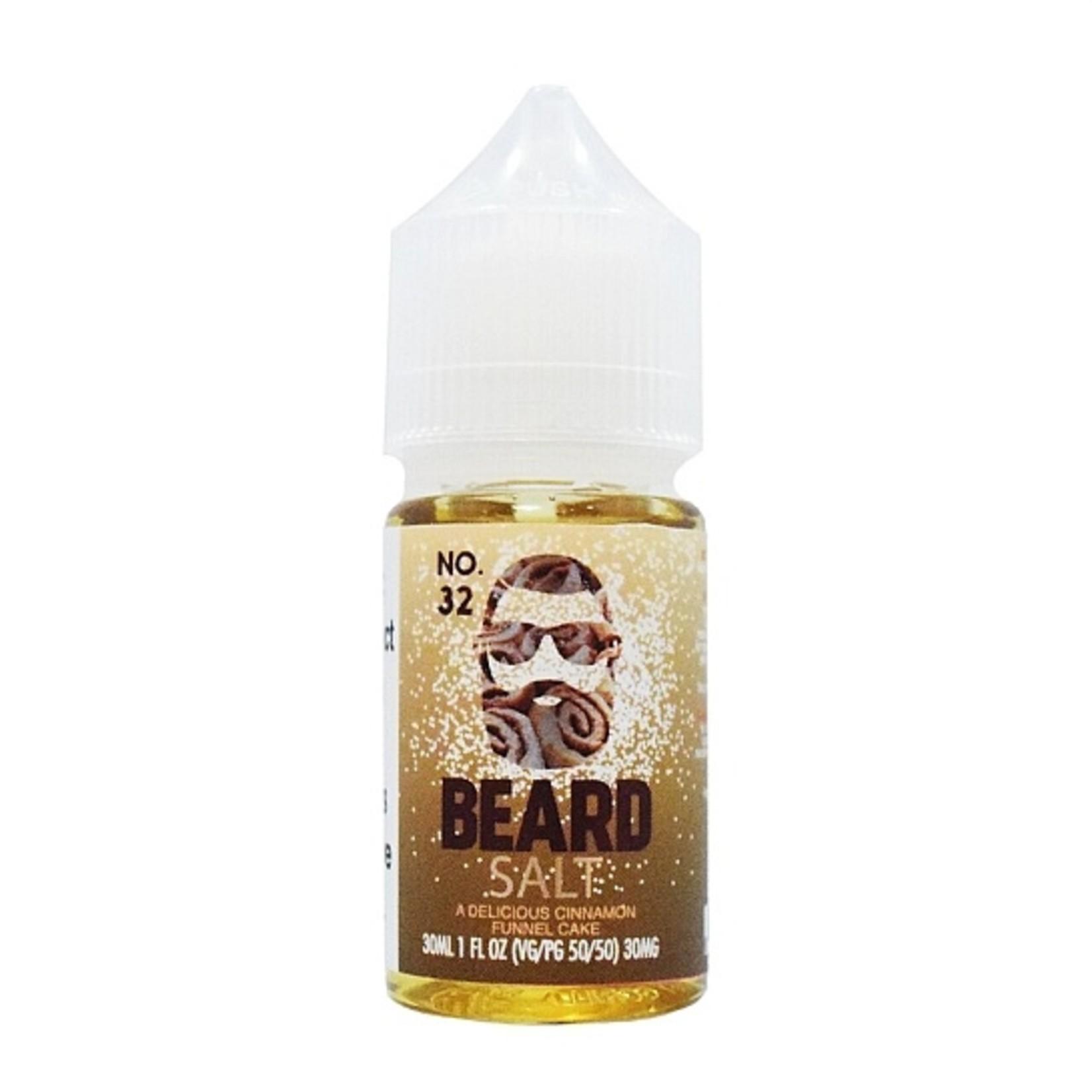 Beard Vape Co. Beard No 32 Nic Salt
