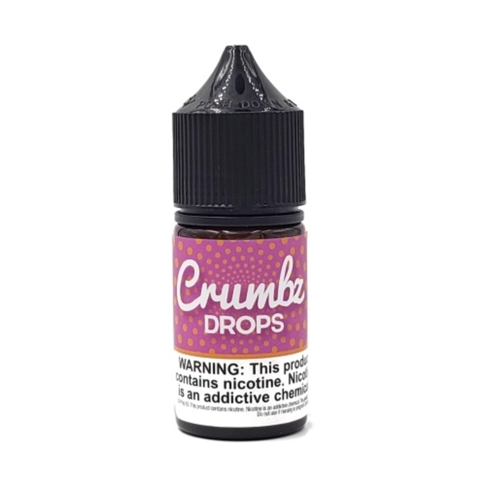 Crumbz Drops Flakey French Nic Salt