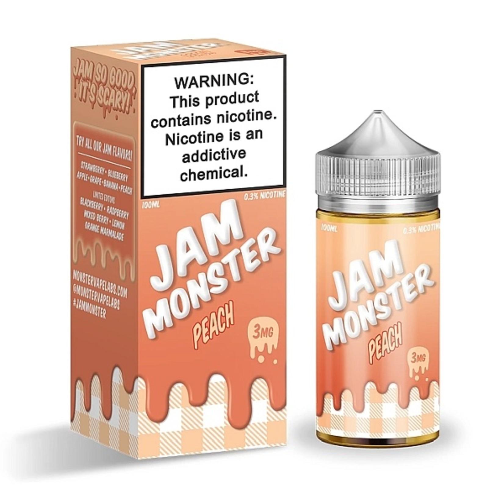 Jam Monster Peach Jam Monster