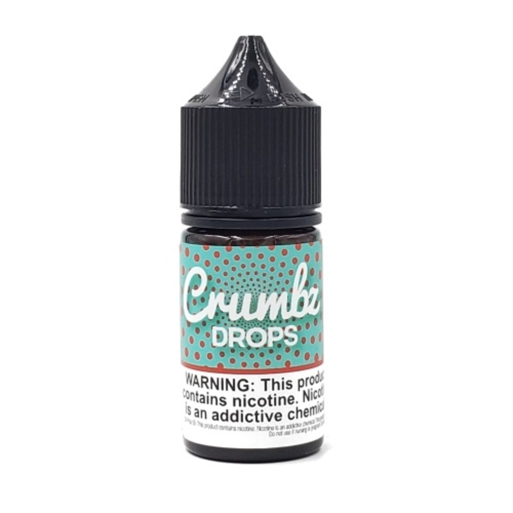 Crumbz Drops Short Straw Salt Nic Salt