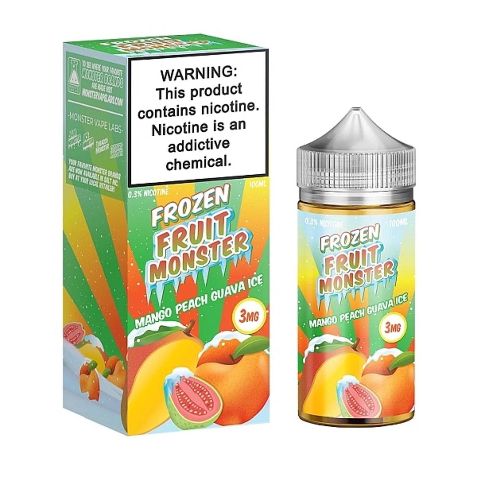 Frozen Fruit Monster Frozen Mango Peach Guava