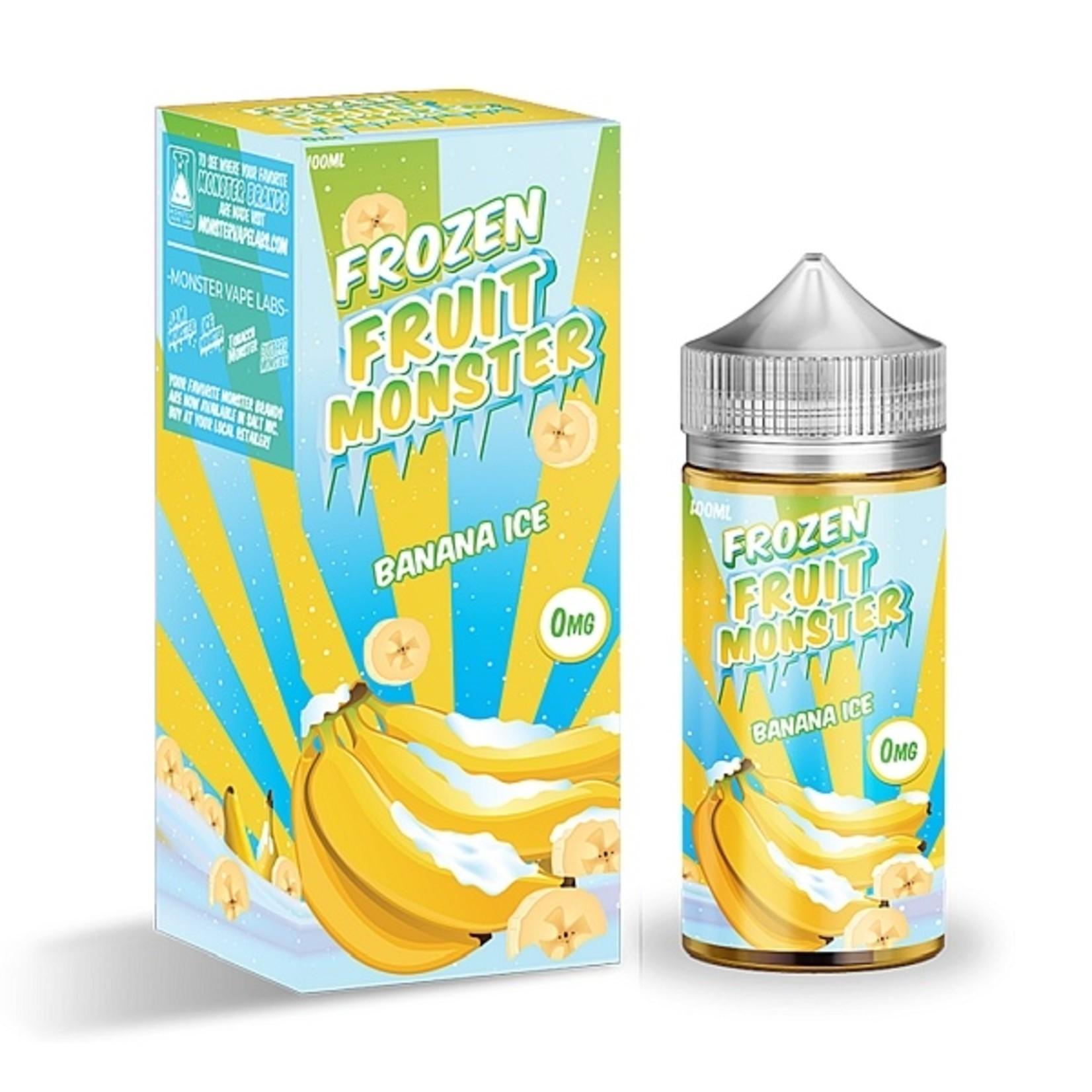 Frozen Fruit Monster Frozen Banana Ice