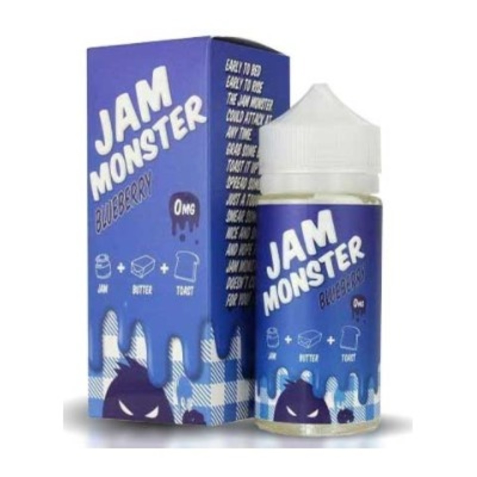 Jam Monster Blueberry Jam Monster