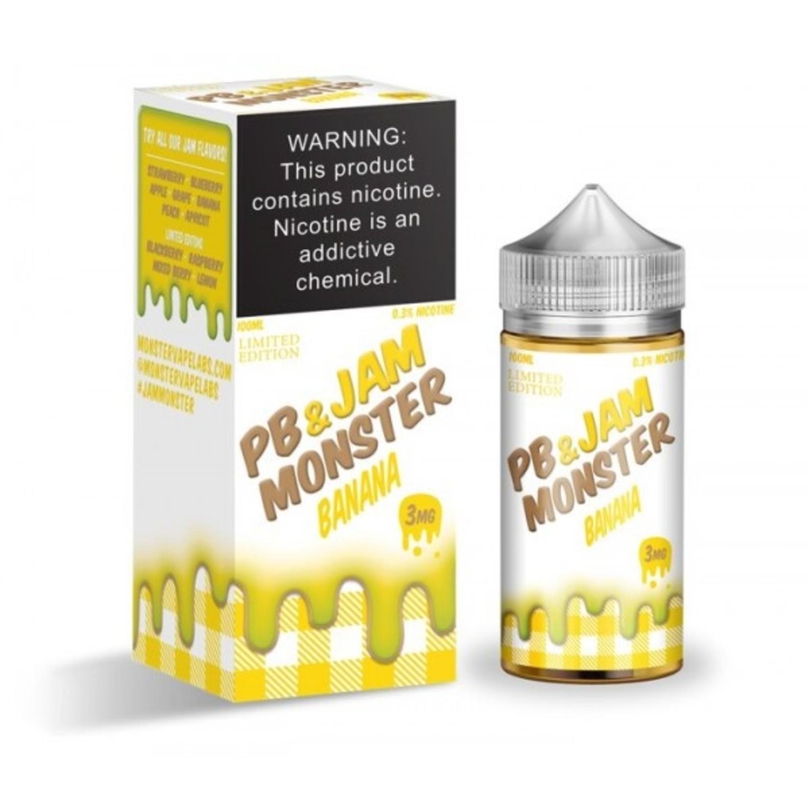 Jam Monster PB & Banana
