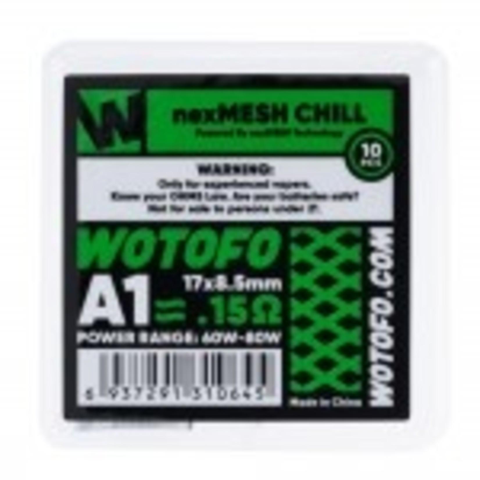 Wotofo NexMesh 1.5 10pk