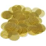 Gold/Brass Screen 1/2' 5-Pack