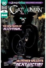 DC Comics CATWOMAN #26 CVR A JOELLE JONES (JOKER WAR)