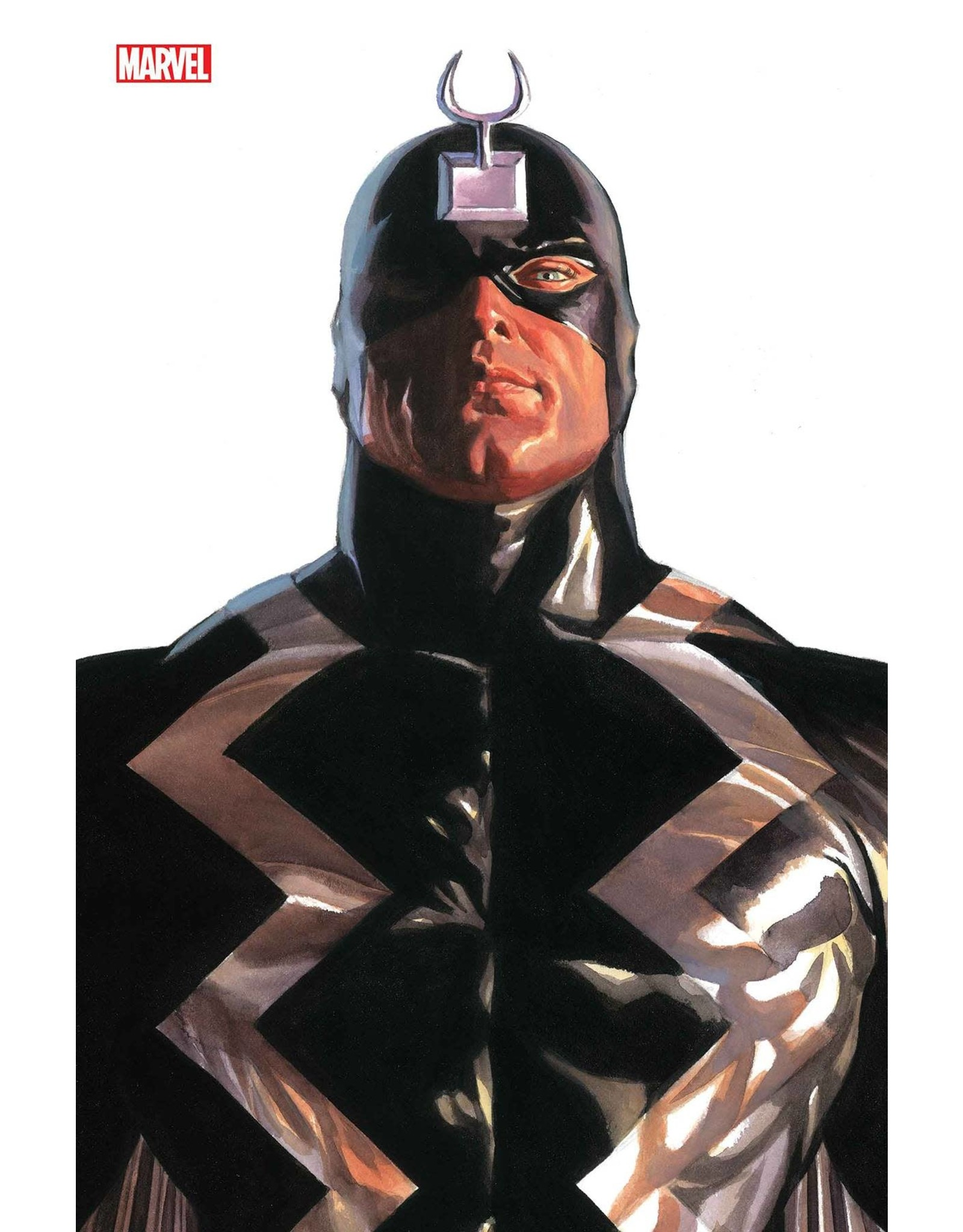 Marvel Comics FANTASTIC FOUR #25 ALEX ROSS BLACK BOLT TIMELESS VAR EMP
