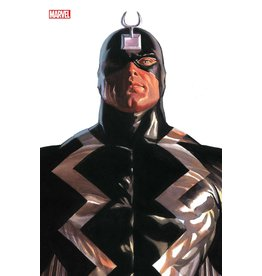 Marvel Comics FANTASTIC FOUR #25 ALEX ROSS BLACK BOLT TIMELESS VAR EMP