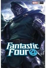 Marvel Comics FANTASTIC FOUR #25 ARTGERM VAR