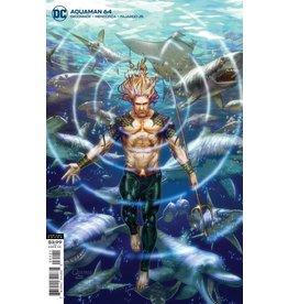 DC Comics Aquaman #64 CVR B Vigonte Var