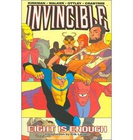 Image Comics INVINCIBLE TP VOL 02 EIGHT IS ENOUGH