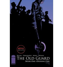 Image Comics OLD GUARD TP BOOK 01 OPENING FIRE (MR)