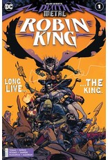 DC Comics DARK NIGHTS DEATH METAL ROBIN KING #1 (ONE SHOT) CVR A RILEY ROSSMO