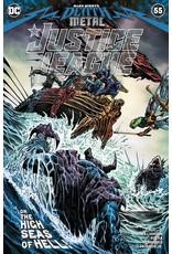 DC JUSTICE LEAGUE #55 CVR A LIAM SHARP (DARK NIGHTS DEATH METAL)