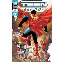 TEEN TITANS #46 CVR A BERNARD CHANG