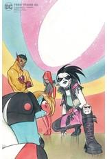 DC Comics TEEN TITANS #46 CVR B PEACH MOMOKO CARD STOCK VAR