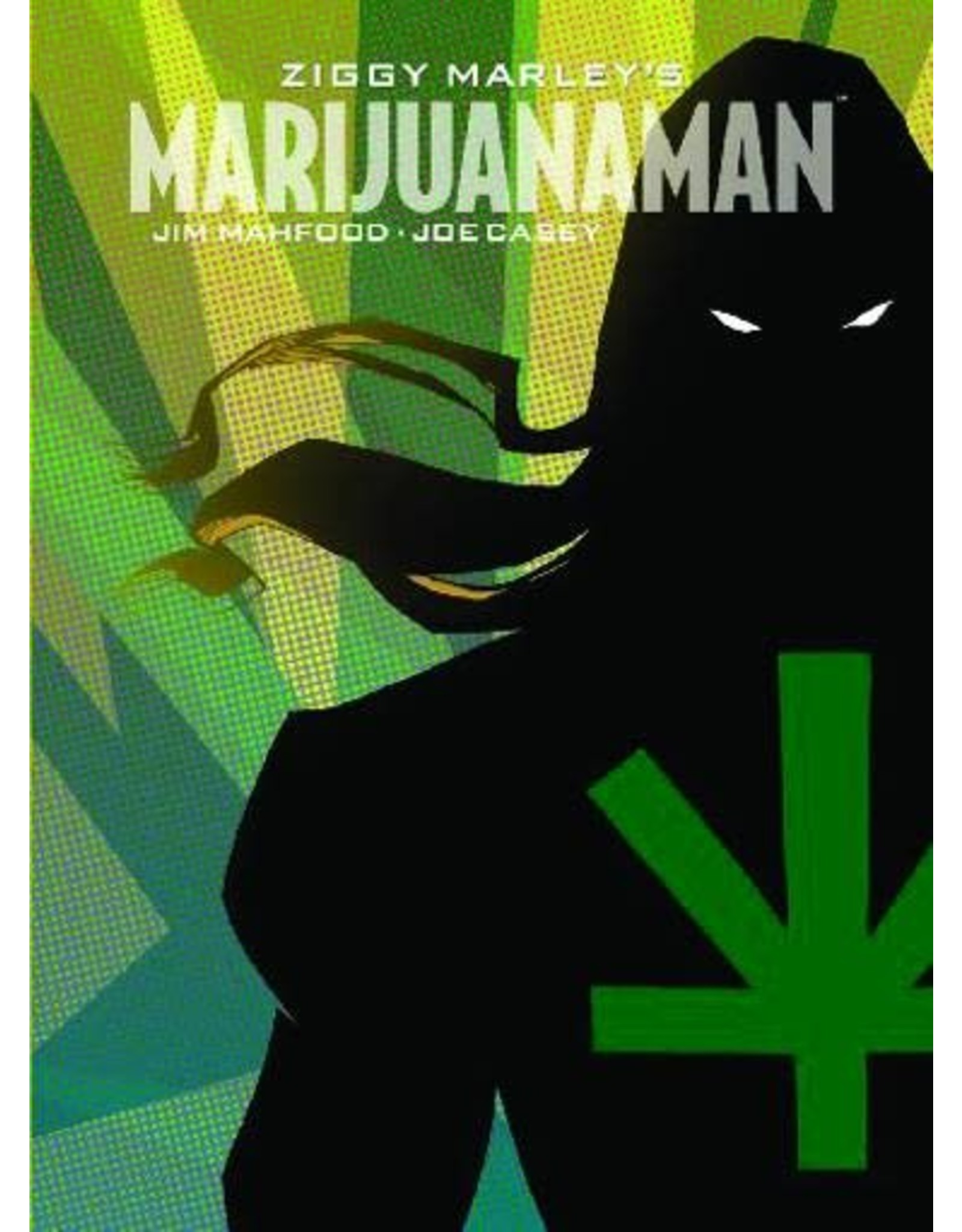 Image Comics MARIJUANAMAN HC (C: 0-1-2)