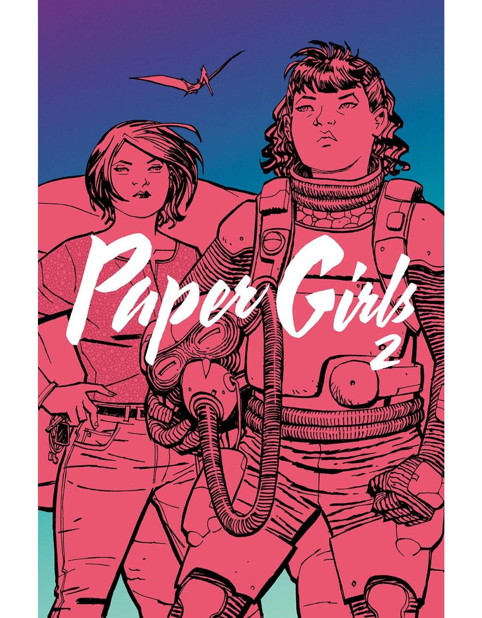 Image Comics PAPER GIRLS TP VOL 02