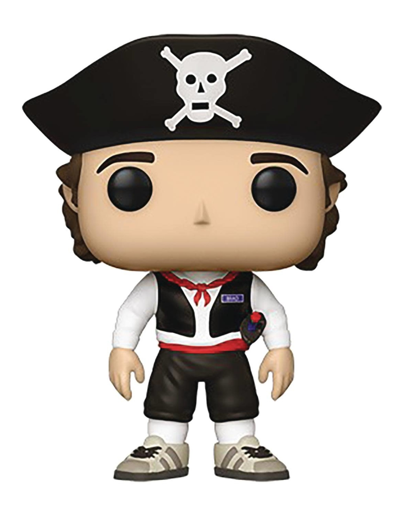 Funko POP MOVIES FAST TIMES BRAD AS PIRATE VIN FIG (C: 1-1-2)