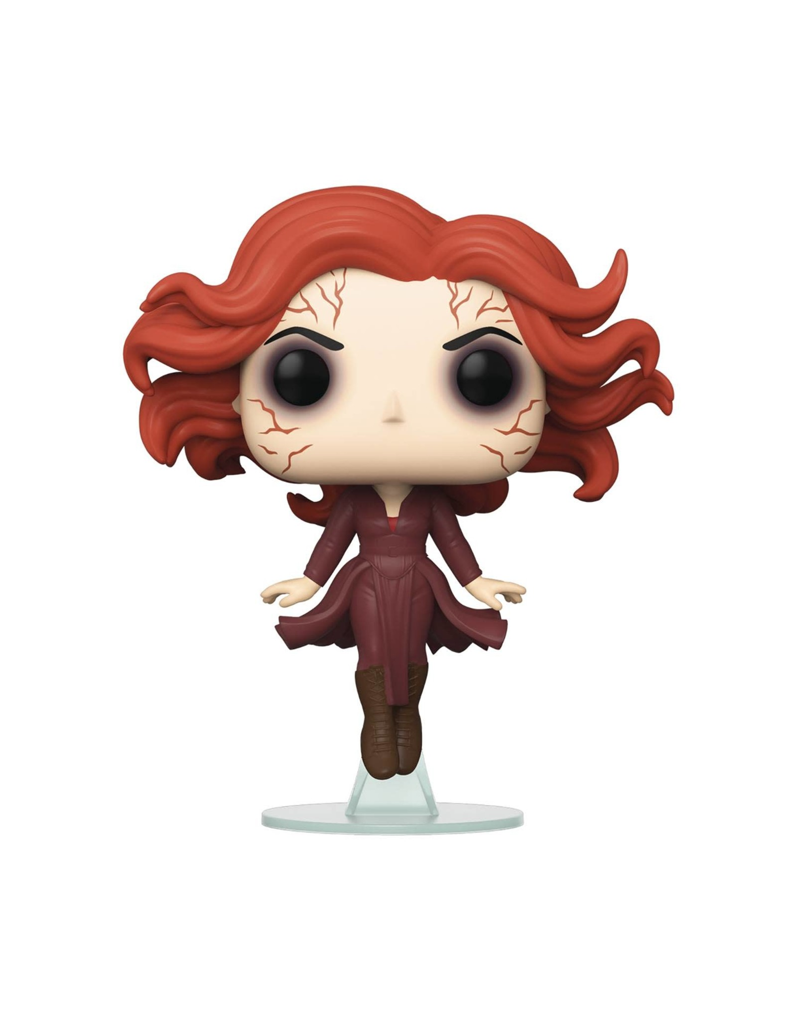 Funko POP MARVEL X-MEN 20TH JEAN GREY VIN FIGURE (C: 1-1-2)