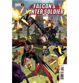 Marvel Comics FALCON & WINTER SOLDIER #4 (OF 5)