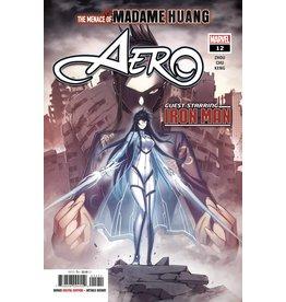 Marvel Comics AERO #12