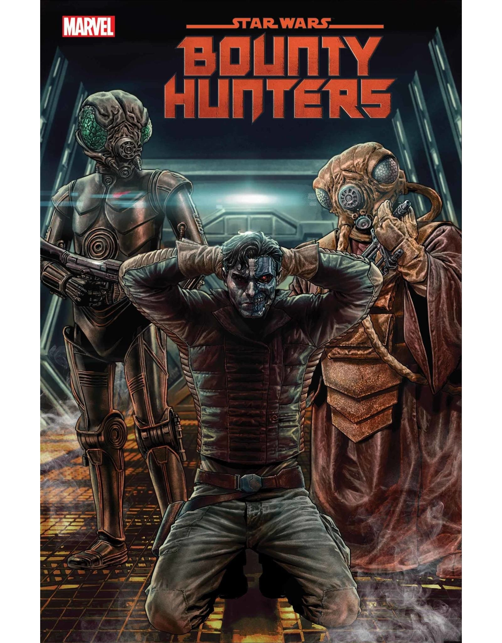 Marvel Comics STAR WARS BOUNTY HUNTERS #6