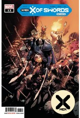 Marvel Comics X-MEN #13 XOS