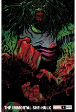 Marvel Comics IMMORTAL SHE-HULK #1 JOHNSON VAR
