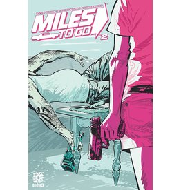 AFTERSHOCK COMICS MILES TO GO #2 CVR A MOLNAR