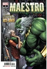 Marvel Comics MAESTRO #3 (OF 5)