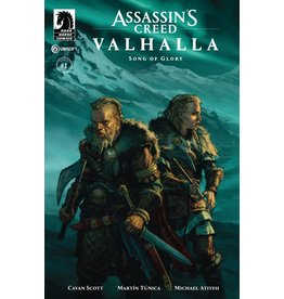 DARK HORSE COMICS ASSASSINS CREED VALHALLA SONG OF GLORY #1
