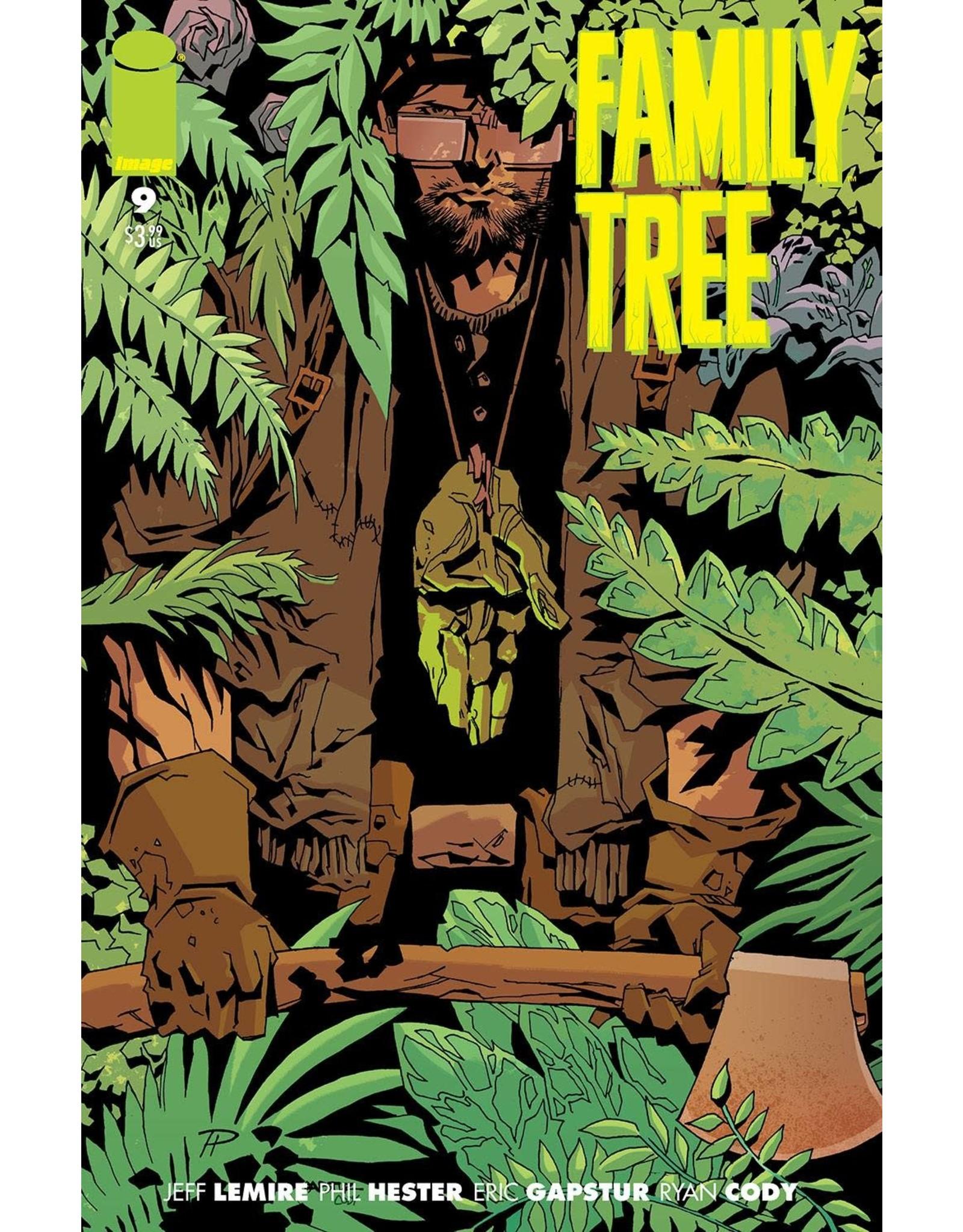 Image Comics FAMILY TREE #9