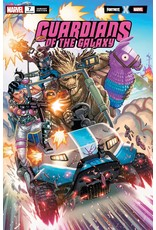 Marvel Comics GUARDIANS OF THE GALAXY #7 GARRON FORTNITE VAR