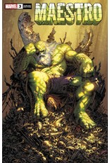 Marvel Comics MAESTRO #3 (OF 5) MOORE VAR