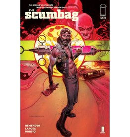 Image Comics SCUMBAG #1 CVR B ROBINSON (MR)