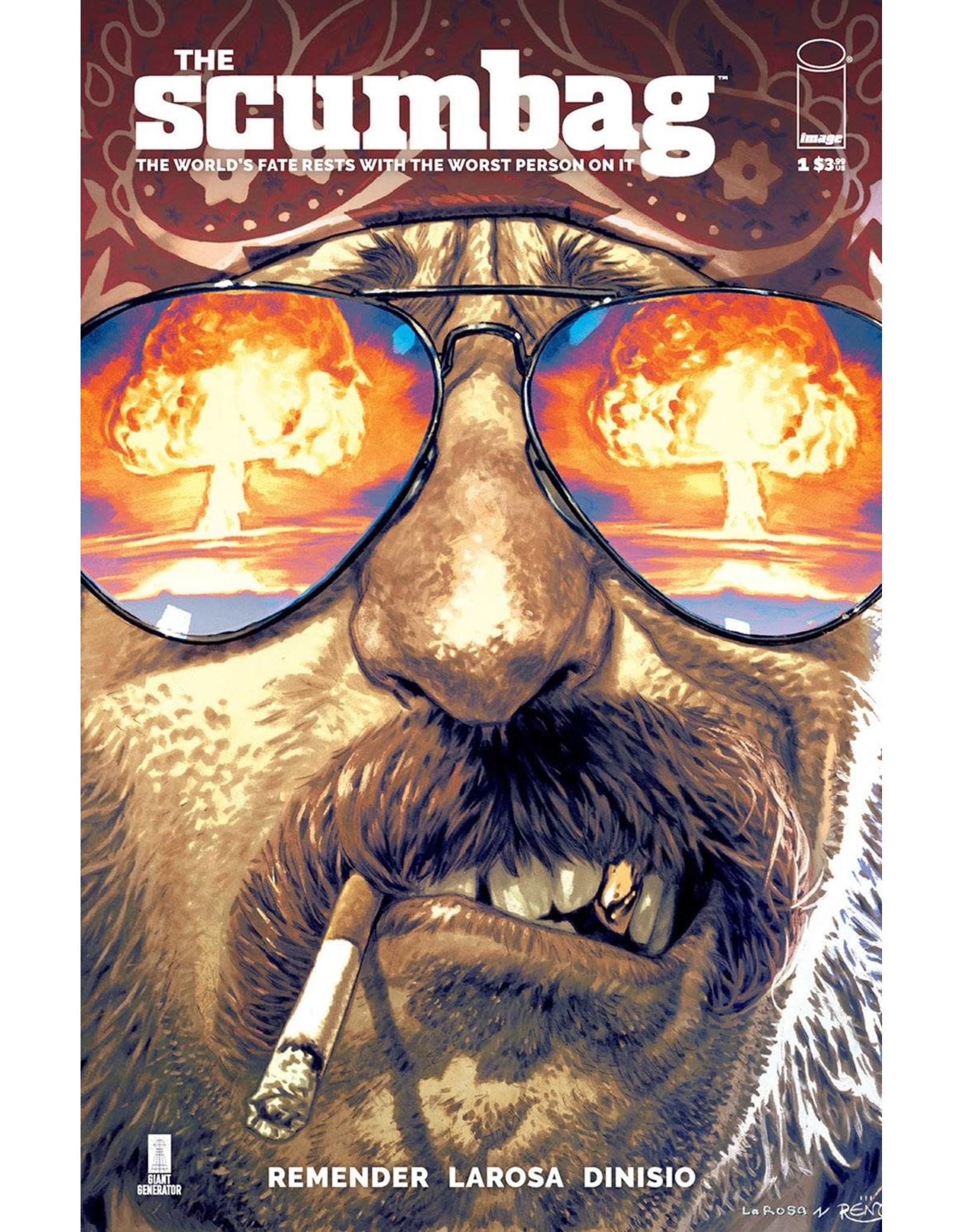 Image Comics SCUMBAG #1 CVR A LAROSA & DINISIO (MR)