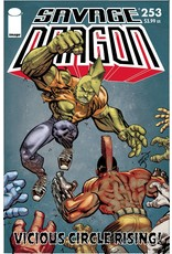 Image Comics SAVAGE DRAGON #253 CVR A LARSEN (MR)