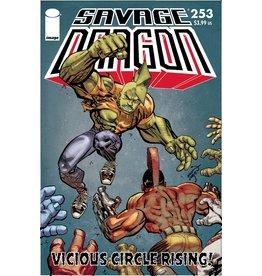 Image Comics SAVAGE DRAGON #253 CVR A LARSEN (MR)