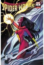 Marvel Comics SPIDER-WOMAN #5 MOMOKO VAR