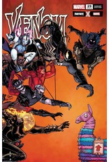 Marvel Comics VENOM #29 KUDER FORTNITE VAR