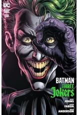 DC Comics BATMAN THREE JOKERS #3 (OF 3) CVR A JASON FABOK JOKER (MR)
