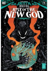 DC Comics DARK NIGHTS DEATH METAL RISE OF THE NEW GOD #1 (ONE SHOT) CVR A IAN BERTRAM