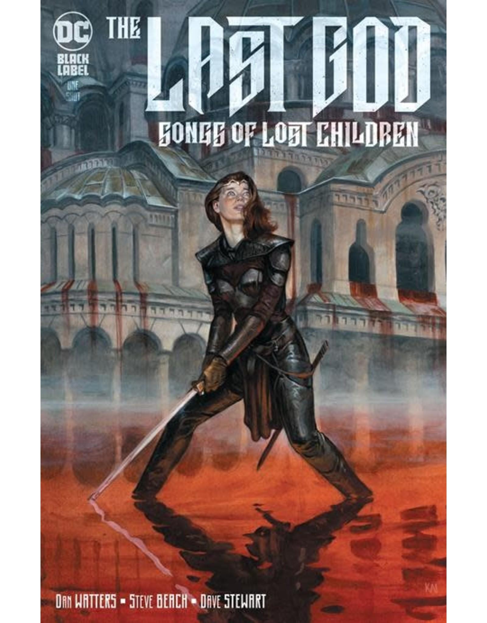 DC Comics LAST GOD SONGS OF LOST CHILDREN #1 (ONE SHOT) (MR)