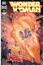 DC Comics WONDER WOMAN #765 CVR A DAVID MARQUEZ