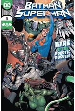 DC Comics BATMAN SUPERMAN #13 CVR A DAVID MARQUEZ