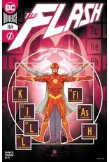 DC Comics FLASH #764 CVR A BERNARD CHANG
