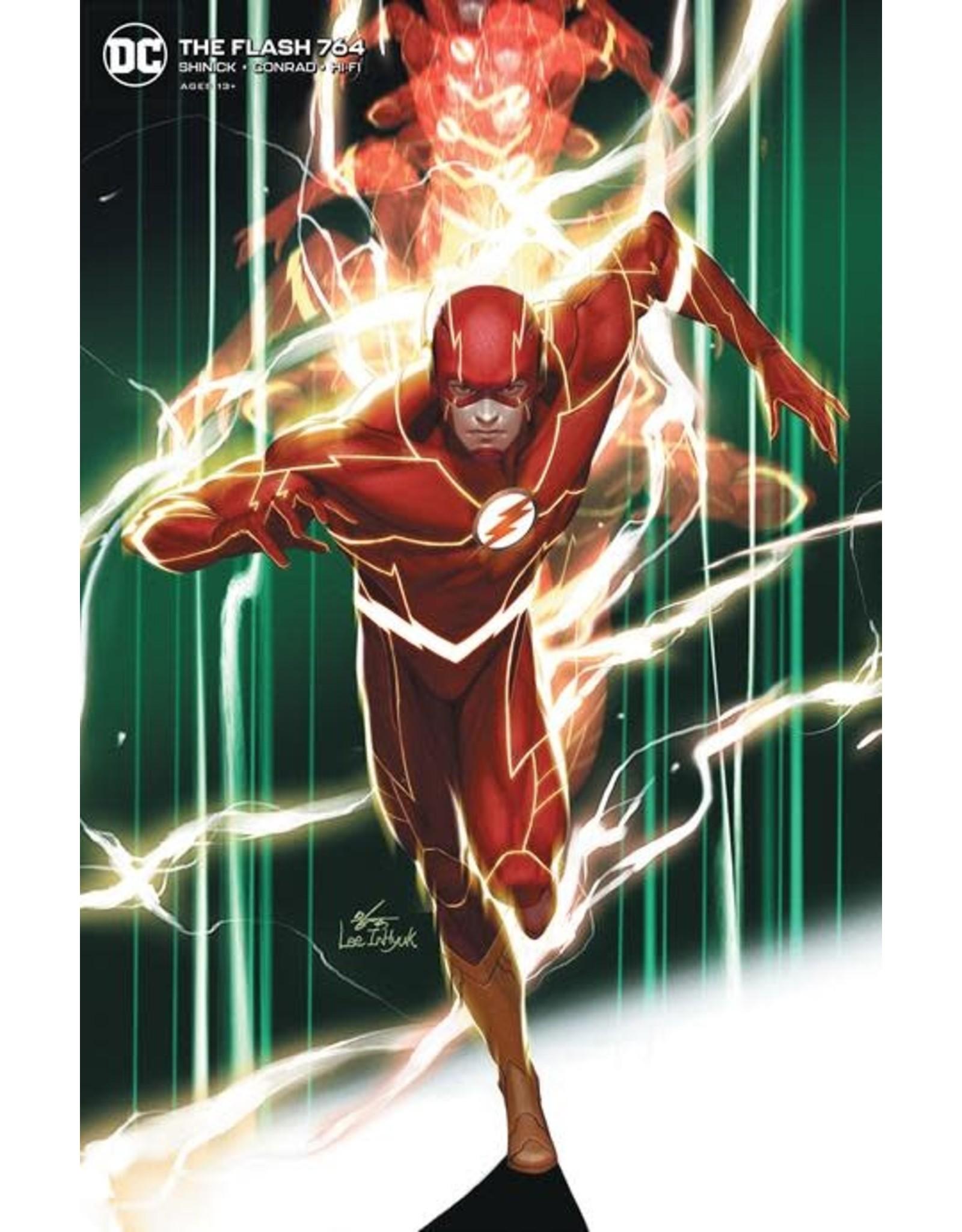 DC Comics FLASH #764 CVR B INHYUK LEE VAR