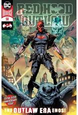 DC Comics RED HOOD OUTLAW #50 CVR A DEXTER SOY